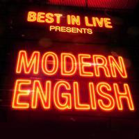 Modern English - Best in Live: Modern English