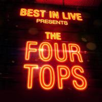 The Four Tops - Best in Live: The Four Tops