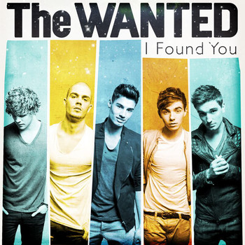 The Wanted - I Found You EP