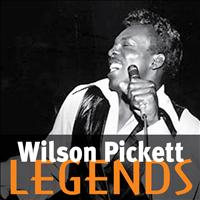 Wilson Pickett - Wilson Pickett: Legends