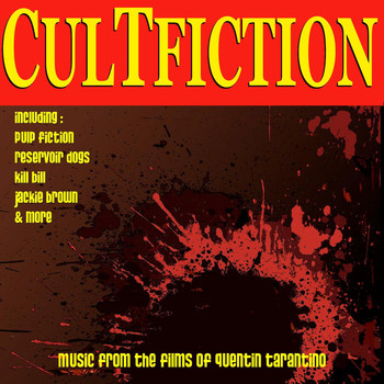 Various Artists - Cult Fiction - Music from the Films of Quentin Tarantino