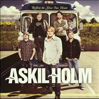 Askil Holm - Rolling The Slow Bus Home