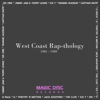 Various Artists - Magic Disc Records- West Coast Rap-thology