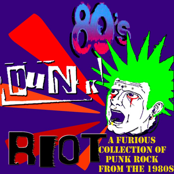 Various Artists - 80s Punk Riot