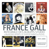 France Gall - France Gall: Intégrale des albums studios (+ 3 concerts)