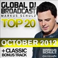 Markus Schulz - Global DJ Broadcast Top 20 - October 2012