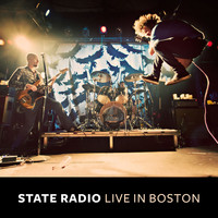 Chadwick Stokes & State Radio - Live in Boston