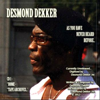 Desmond Dekker - Desmond Dekker- As You Have Never Heard Before- CD1