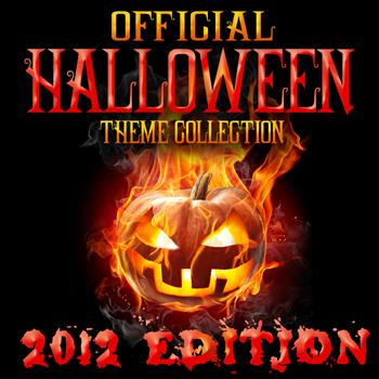 Various Artists - Official Halloween Theme Collection - 2012 Edition