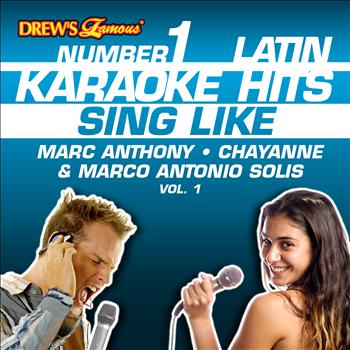 Reyes De Cancion - Drew's Famous #1 Latin Karaoke Hits: Sing Like Marc Anthony, Chayanne & Marco Antonio Solis, Vol. 1