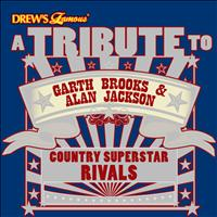 The Hit Crew - A Tribute to Garth Brooks & Alan Jackson: Country Superstar Rivals