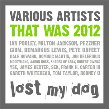 Various Artists - That Was 2012: Lost My Dog Records