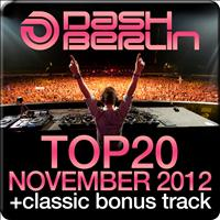 Dash Berlin - Dash Berlin Top 20 - November 2012