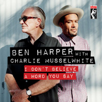 Ben Harper - I Don't Believe A Word You Say