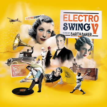 Bart & Baker / - Electro Swing V by Bart & Baker