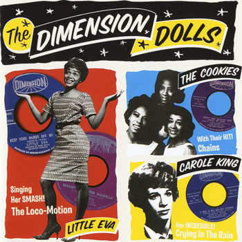 Various Artists - The Dimension Dolls