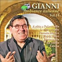 Gianni - Ambiance italienne, Vol. 14