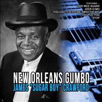 "James ""Sugar Boy"" Crawford - New Orleans Gumbo"