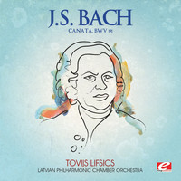 Latvian Philharmonic Chamber Orchestra - J.S. Bach: Canata, BWV 191 (Digitally Remastered)
