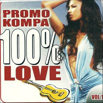 Various Artists - Promo Kompa 100% Love