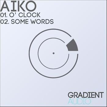 Aiko - O' Clock/Some Words