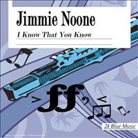 Jimmie Noone - Jimmie Noone: I Know That You Know