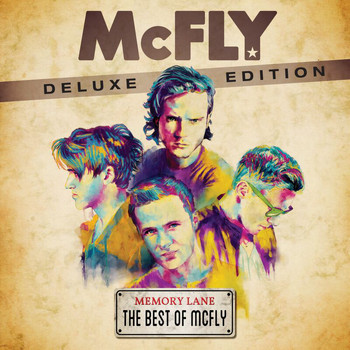 McFly - Memory Lane  (The Best Of McFly) (Deluxe Edition)