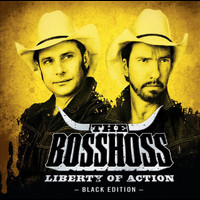 The BossHoss - Liberty Of Action (Black Edition)