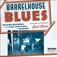 Various Artists - Barrelhouse Blues - Compiled and Edited By Paul Oliver