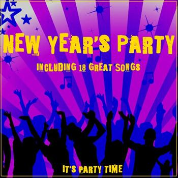 Various Artists - New Year's Party (It's Party Time)