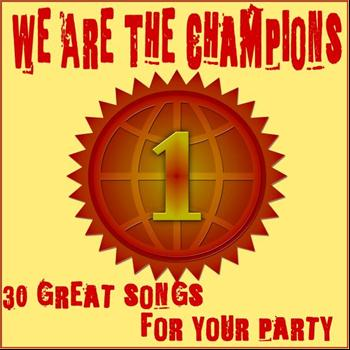 Various Artists - We Are the Champions (30 Great Songs for Your Party)