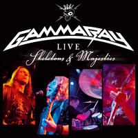 Gamma Ray - Live - Skeletons and Majesties