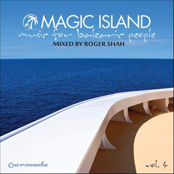 Roger Shah - Magic Island - Music For Balearic People, Vol. 4