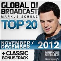 Markus Schulz - Global DJ Broadcast Top 20 - November/December 2012
