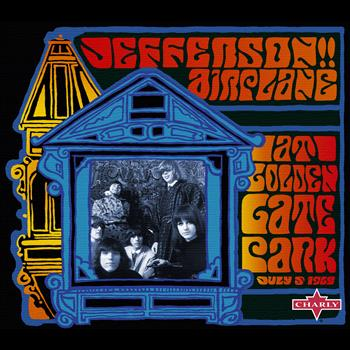 Jefferson Airplane - At Golden Gate Park, July 5 1969 (Recorded live at The Polo Field, Golden Gate Park, San Francisco, 5th July 1969)