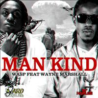 WASP - Mankind - Single