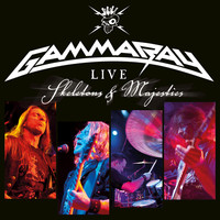 Gamma Ray - Skeletons & Majesties Live (Live Fom Z7, Pratteln, Switzerland/2011)