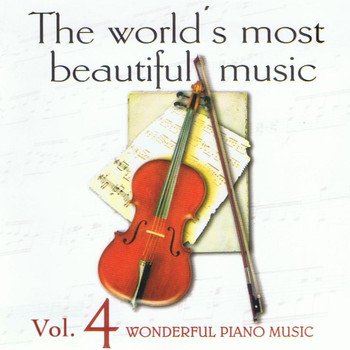 The Waltz Symphony Orchestra - The World's Most Beautiful Music Volume 4: Wonderful Piano Music