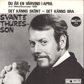 Svante Thuresson - Du är en vårvind i april