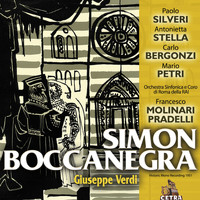 Francesco Molinari Pradelli - Cetra Verdi Collection: Simon Boccanegra