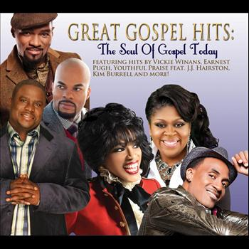 Various Artists - Great Gospel Hits: The Soul Of Gospel Today