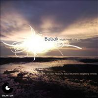 Babak - Music Heals The Soul