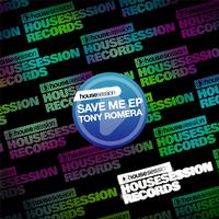 Tony Romera - Save Me EP