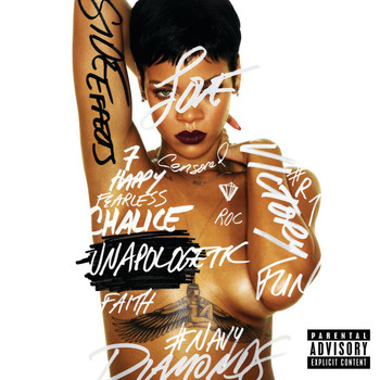 Rihanna - Unapologetic (Deluxe [Explicit])