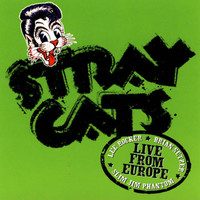 Stray Cats - Live In Europe - Barcelona 7/22/04