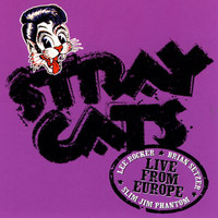 Stray Cats - Live In Europe - Gijon 7/24/04