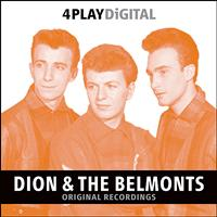 Dion & The Belmonts - A Teenager In Love - 4 Track EP