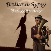 Various Artists - Balkan Gypsy Brass Bands
