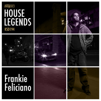Various Artists - House Legends: Frankie Feliciano