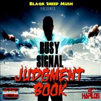 Busy Signal - Judgement Book - Single